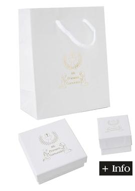 Cajas de carton para comunion. Serie Luz