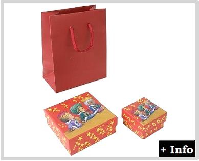 Caja de carton Serie Reyes
