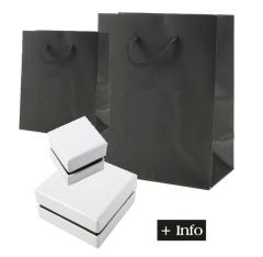 Caja carton. Serie Chic