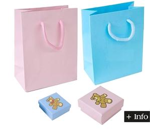 Cajas de carton infantiles. Serie Dulce