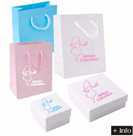 Cajas de carton infantiles. Serie Baby